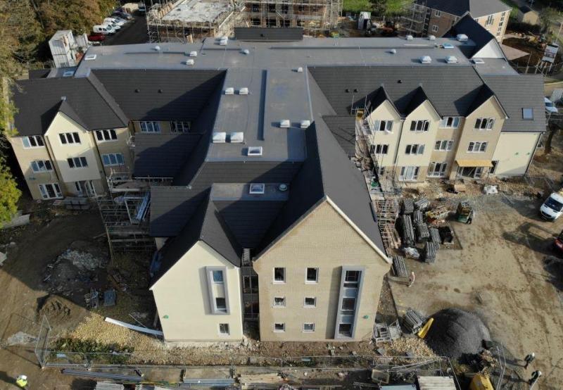 <br /><ul><li>Housing estates</li><li>New Developments</li><li>Flat and Pitched</li><li>Large Scale projects</li></ul>